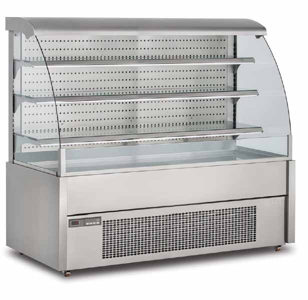 Mulitdeck Display Cases